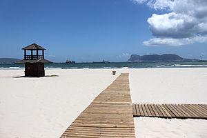 Playa de El Rinconcillo - Image: Rinconcillo 2