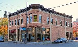 North Williams Avenue - The Rinehart Building on North Williams Avenue