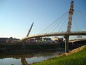 Ponte de Pedestres do Mercado de Rio Branco