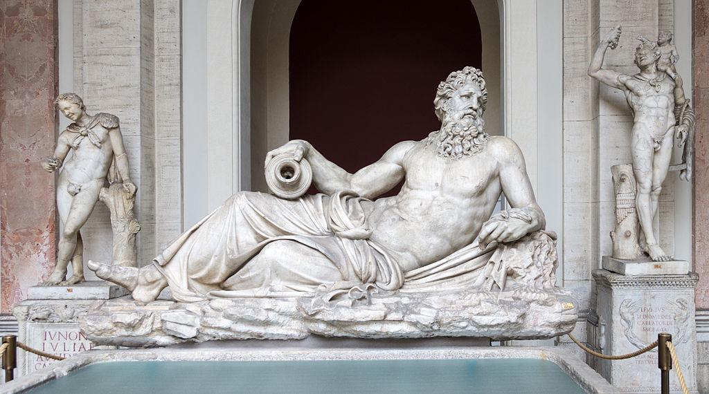 River god (Arno)