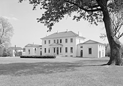 Riversdale Mansion, Maryland HABS.jpg