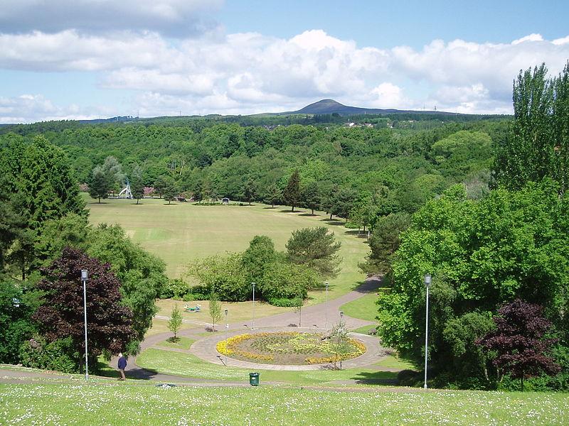 Riverside Park, Glenrothes, Fife