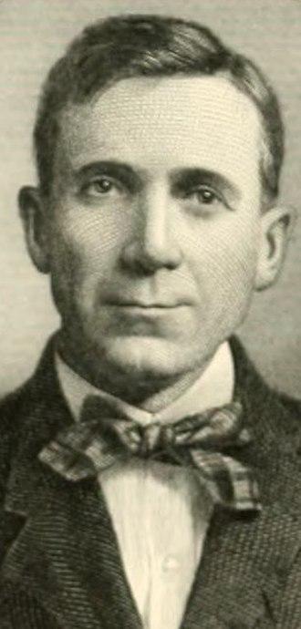 Robert G. Bremner - Image: Robert Gunn Bremner, New Jersey Congressman