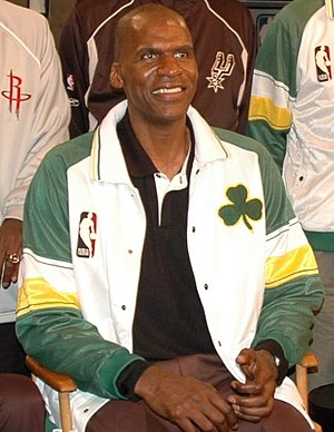 Robert Parish - Parish in 2005