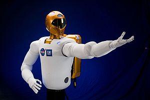 Project M (NASA) - Robonaut 2