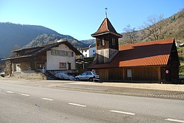 Roches village