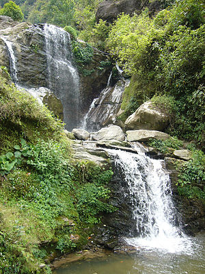Rock Garden, Darjeeling.