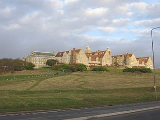 John William Simpson - Roedean School by Simpson (1898)