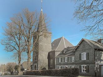 Roetgen - Image: Roetgen, kerk 2 foto 8 2011 03 23 15.41
