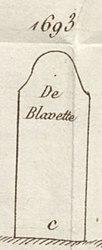 Tomb of Clément de Blavette