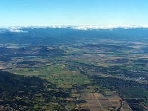Rogue Valley - The central Rogue Valley