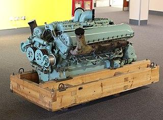 Rolls-Royce Meteor Motor vehicle engine