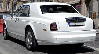 Rolls-Royce Phantom VII - Rolls-Royce Phantom Series I