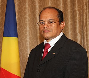 Rolph Payet - Image: Rolph Payet