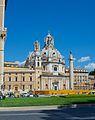 Roma - Chiesa della Madonna di Loreto.jpg