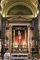Rome San Marcello al Corso 2020 P02 15th century crucifix.jpg