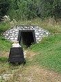 Rosia Montana Roman Gold Mines 2011 - Small Entrance.jpg