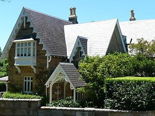 Roslyndale, Roslyndale Avenue, Woollahra