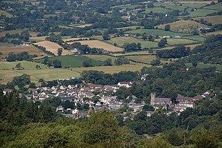 Rostrevor village in United Kingdom
