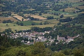 Rostrevor - Image: Rostrevor (elevated view) geograph.org.uk 278010