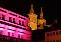 Rothenburg - Beleuchtete Jakobskirche in der Märchenwoche.jpg