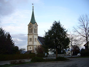 Rothrist - Church in Rothrist