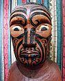 Rotorua.- Le buste de Ranginui (père du ciel).jpg