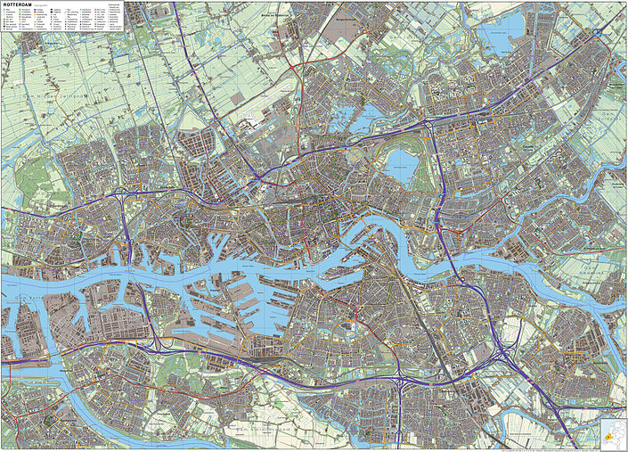 Rotterdam - port - visitholland