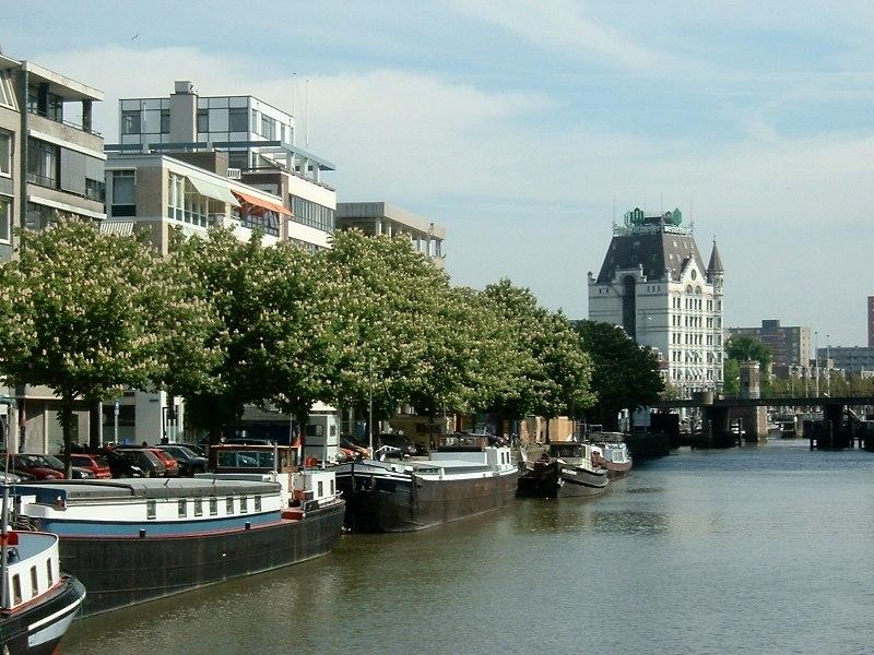 Rotterdam Witte Huis mei 2005