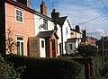 Row of houses, Stowmarket Road, Needham Market - geograph.org.uk - 994978.jpg