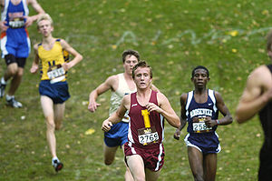 Roy Griak Invitational Boy's High School race,...
