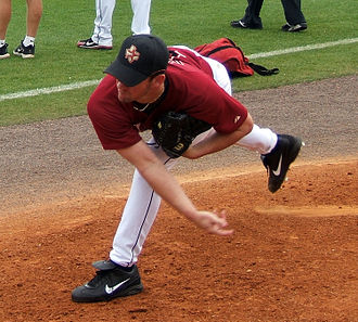 Roy Oswalt - Oswalt with the Houston Astros in 2008
