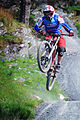 Royal Air Force Cycling Association Downhill Coaching Event At Antur Stiniog By Sgt M Moore MOD 45155917.jpg