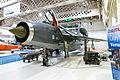 Royal Air Force Museum English Electric Lightning (34136230696).jpg
