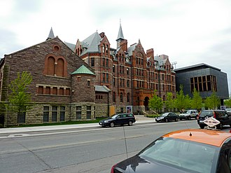 The Royal Conservatory of Music - The Royal Conservatory of Music on Bloor Street West in 2011