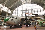 Royal Military Museum, Brussels - Fairchild C-119 Flying Boxcar (11448786015).jpg
