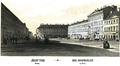 Rudolf Alt - Franz Xaver Sandmann - József tere Pesten - Der Josephsplatz in Pesth - in Buda-Pest 1845.png