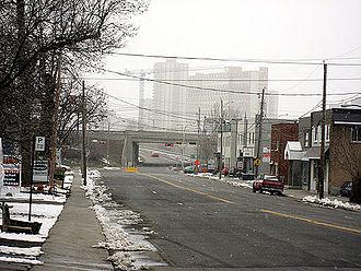 Montréal-Sud - Rue Sainte-Hélène in the former city