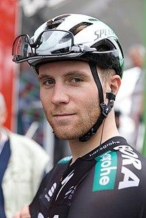 Michael Kolář Slovakian bicycle racer