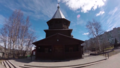 Russia Olenegorsk Prayer House Front.png