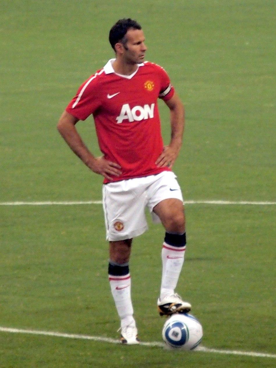 Ryan Giggs vs MLS All Stars 2010
