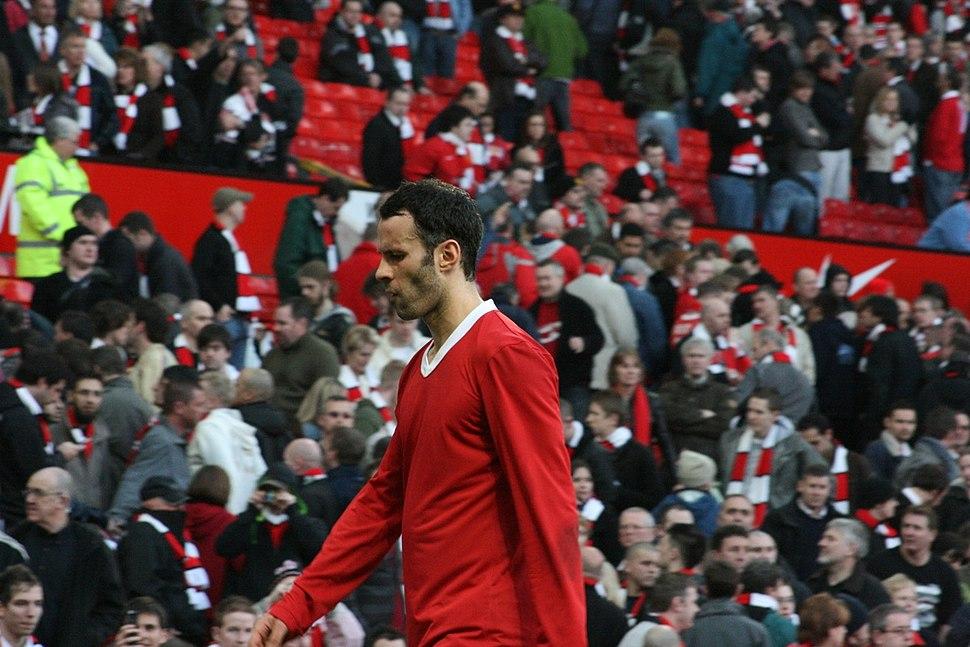 Ryan Giggs vs Man City 2008