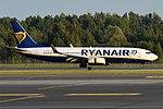 Ryanair, EI-FRB, Boeing 737-8AS (43426208005).jpg