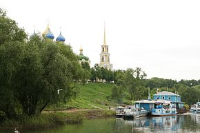 Ryazan kremlin from the Oka.jpg