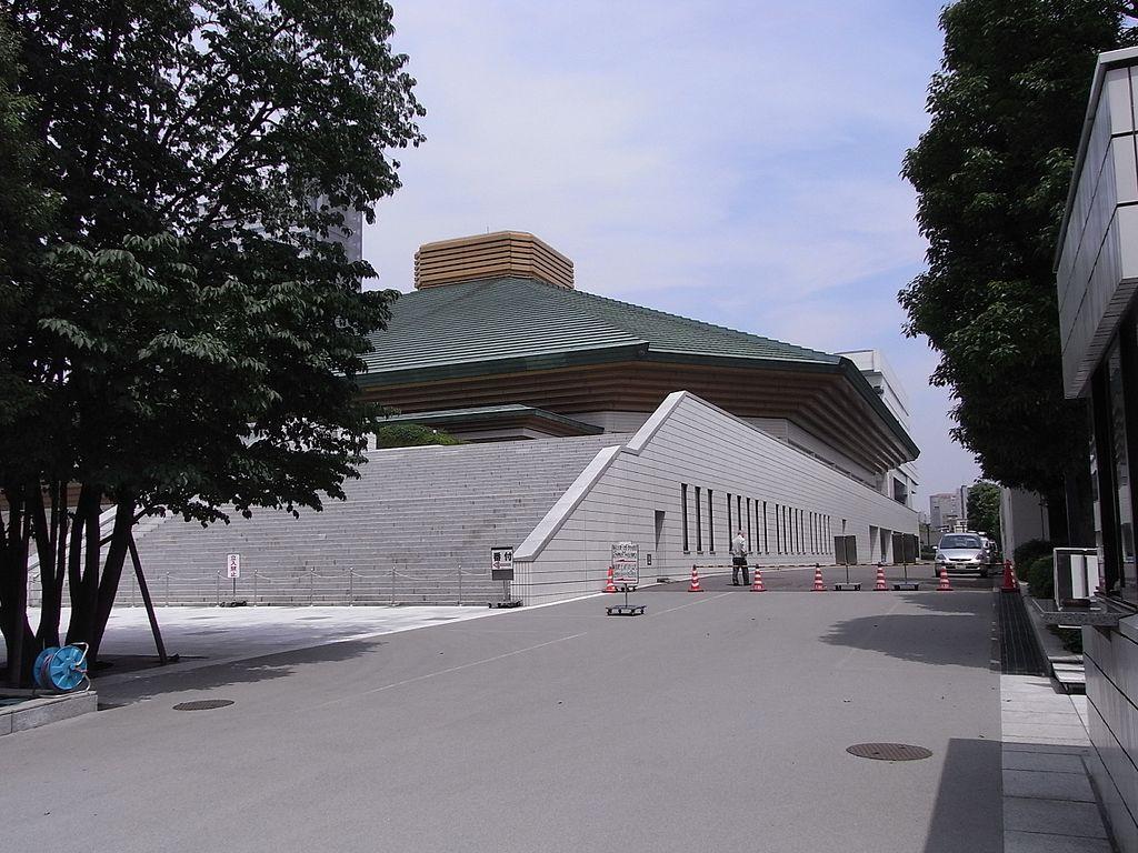 Ryogoku Kokugikan-1
