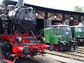 Süddeutsches Eisenbahnmuseum Heilbronn - Schnellzugloktreffen 045 - Flickr - KlausNahr.jpg