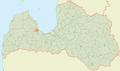 Sēmes pagasts LocMap.png
