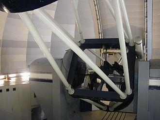 BTA-6 - Image: SAO 6m Telescope main mirror