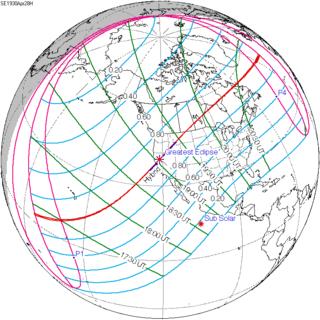 Solar eclipse of April 28, 1930