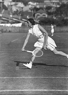 Dorothy Round English tennis player